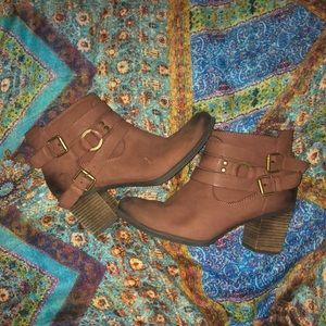 Josef Seibel Booties